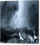 Little Yosemite Canvas Print