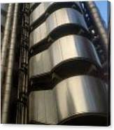 Lloyds Of London Detail 2 Canvas Print