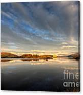 Llyn Trawsfynydd - October 2012 Canvas Print