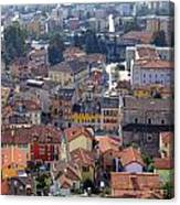 Locarno - Ticino Canvas Print