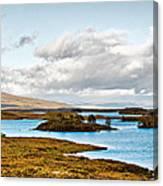 Loch Ba View Canvas Print