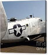 Lockheed Pv-2 Harpoon Military Aircraft . 7d15817 Canvas Print