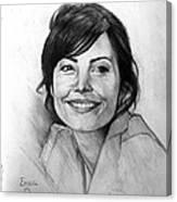 Lois Lane Canvas Print