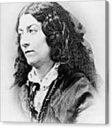 Lola Montez (1818-1861) Canvas Print