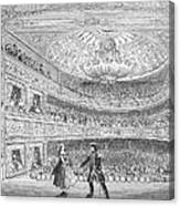 London: Adelphi Theatre Canvas Print