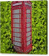 London Calling 2012 Canvas Print