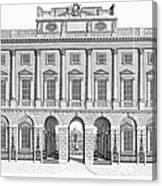 London: Royal Academy Canvas Print