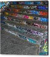 London Skatepark 4 Canvas Print