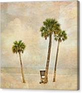 Lonely Shores Canvas Print