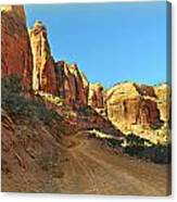 Long Canyon 1 Canvas Print
