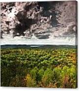 Lookout Trail Canvas Print