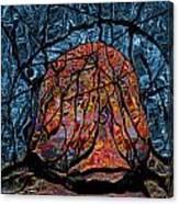 Lost Egg 09 Canvas Print