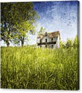 Lost Summers Of My Youth Canvas Print