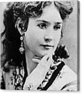 Lotta Crabtree (1847-1924) Canvas Print