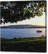 Lough Arrow, Co Sligo, Ireland Lake In Canvas Print