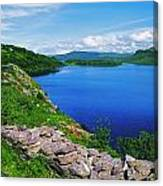Lough Caragh, Co Kerry, Ireland Canvas Print