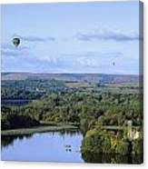 Lough Key Forest And Activity Park Canvas Print