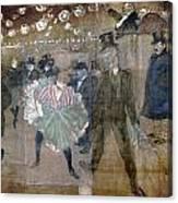 Louise Weber (1866-1929) Canvas Print