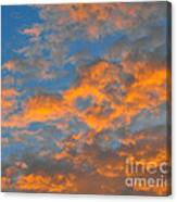 Love From Above Canvas Print