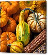 Lovely Autumn Canvas Print