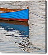 Lovely Boat Canvas Print