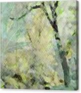 Lover's Desire Canvas Print