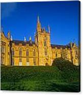 Low Angle View Of A Building, Magee Canvas Print