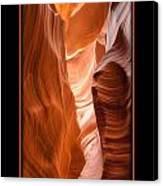 Lower Canyon 2 Canvas Print