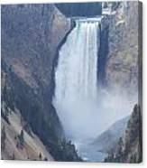 Lower Falls Canvas Print