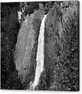 Lower Yosemite Falls Canvas Print