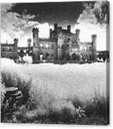 Lowther Castle Canvas Print
