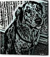 Loyalty Canvas Print