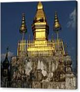 Luang Prabang Temple Canvas Print