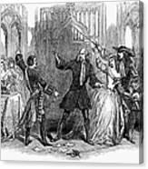 Lucia Di Lammermoor, 1847 Canvas Print