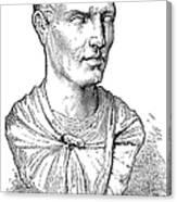 Lucius Licinius Lucullus Canvas Print