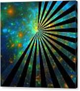 Lucky Star-image Canvas Print