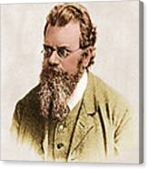 Ludwig Boltzmann, Austrian Physicist Canvas Print