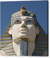 Luxor Sphinx II Canvas Print