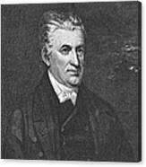 Lyman Beecher (1775-1863) Canvas Print