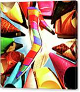 M-m-m My Stilettos Canvas Print