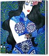Ma Belle Salope Chinoise No.11 Canvas Print