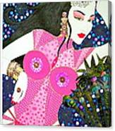 Ma Belle Salope Chinoise No.12 Canvas Print