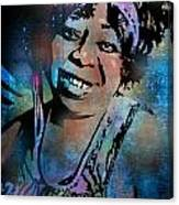 Ma Rainey Canvas Print