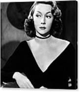Macao, Gloria Grahame, 1952 Canvas Print