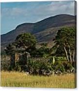 Maccarthy Mor Castle Ireland Canvas Print