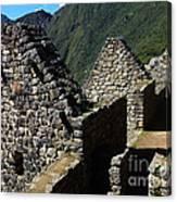 Machu Picchu Peru 8 Canvas Print