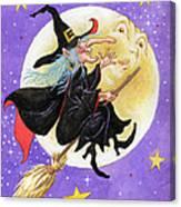 Mad Millie Canvas Print