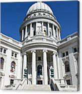 Madison Capitol Building Canvas Print