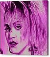 Madonna Canvas Print