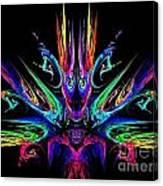 Magic Fire Canvas Print